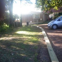 Friends give TLC to Heath Road Car Park