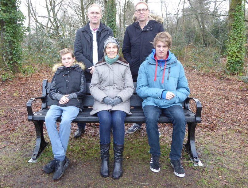 John Pike's bench